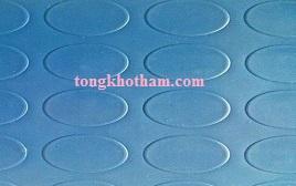 Thảm trải xưởng nút tròn