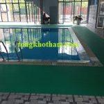 thảm chống trơn bể bơi