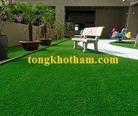 Thảm cỏ nhân tạo giá rẻ