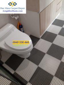 thảm chống trơn nhà vệ sinh